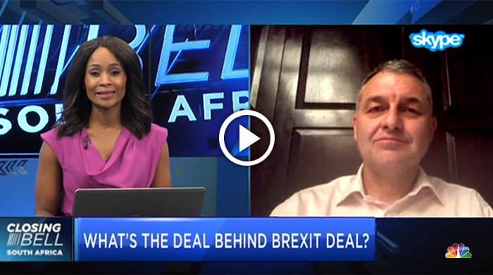 A Brexit deal: near but yet so far?