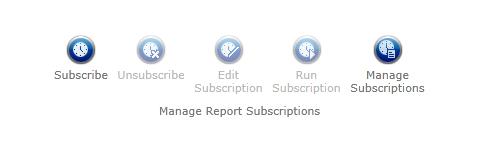Subscription Tab